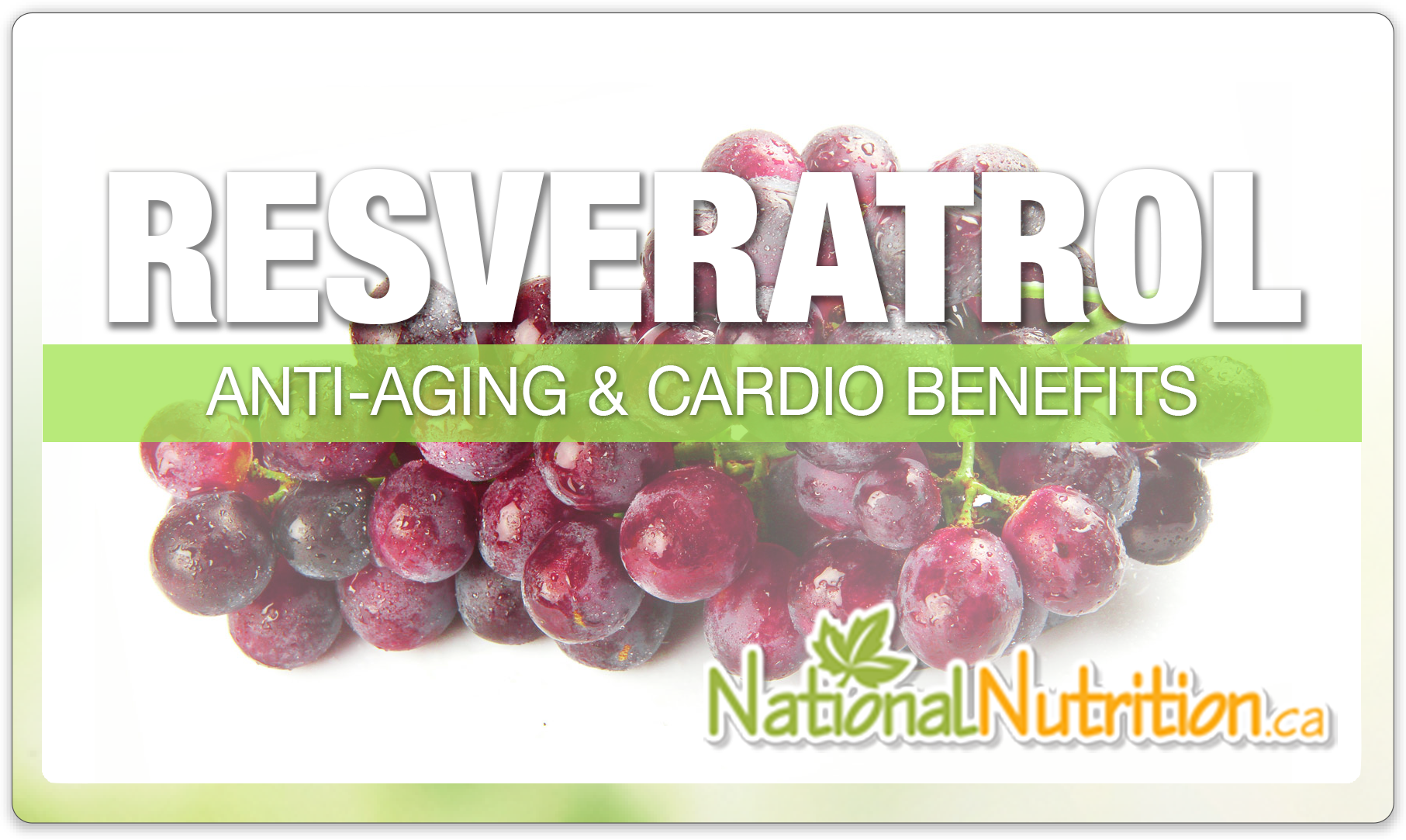 Resveratrol National Nutrition Articles