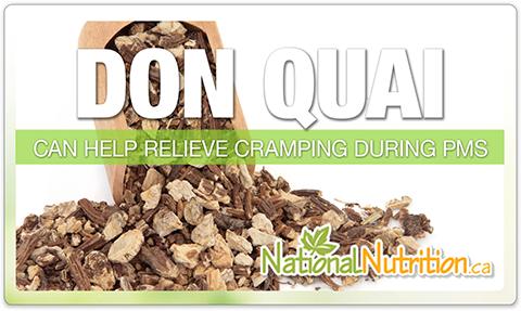 Dong Quai - National Nutrition Articles